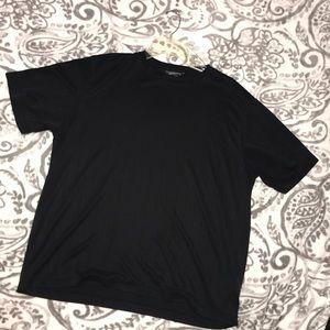 Vintage black strip striped shirt